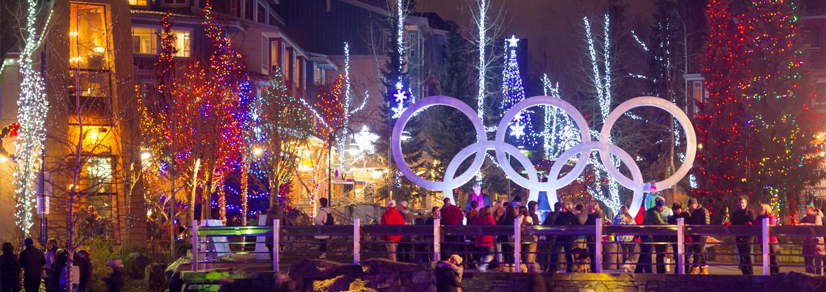 Navidad y Año Nuevo en Whistler Blackcomb