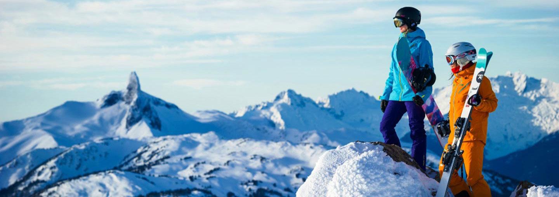 Ski Pass Forfait Whistler Blackcomb Precios