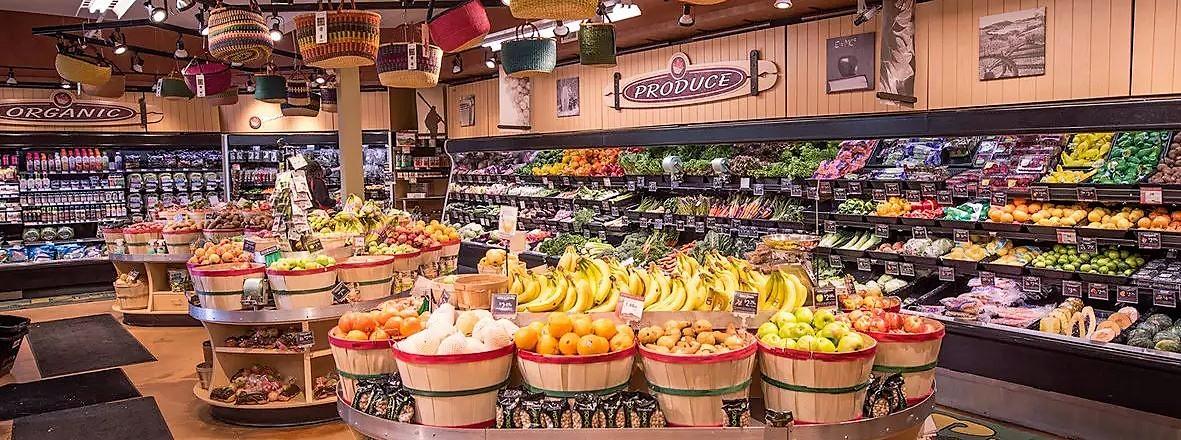 Supermercados en Whistler (invierno 2020)