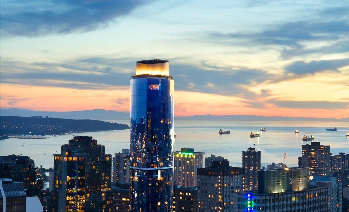 Sheraton Vancouver Wall Centre